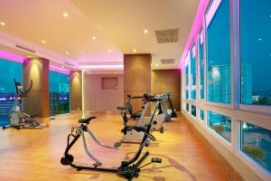 The fitness center and/or fitness facilities at Intimate Hotel Pattaya