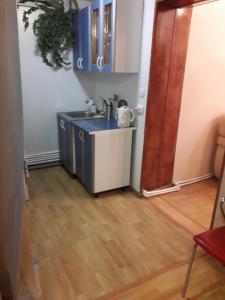 Кухня или мини-кухня в Дом в центре у моря Фрунзе 33
