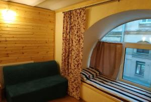 Гостиная зона в Apartment-studio on Ryleeva 15