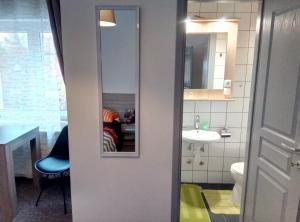 Kupaonica u objektu Park Rooms