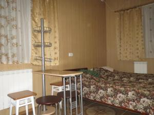 A bed or beds in a room at Guest House Avenue