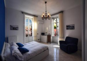 "A seating area at Casa Senatore ""Dolci Vacanze"""