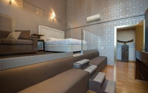 A seating area at Penthouse Suite Rome