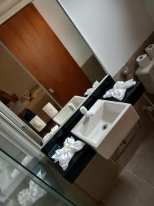 A bathroom at Dream Village Holiday Cumbuco