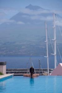 Piscina en o cerca de Azoris Faial Garden – Resort Hotel