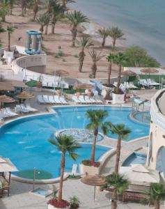 A view of the pool at Herods Boutique Eilat a Premium collection by Fattal Hotels or nearby