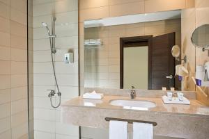 Een badkamer bij Jaz Solaya