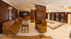 O saguão ou recepção de فندق ديار السلام