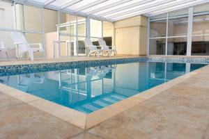 The swimming pool at or near Hotel Piren