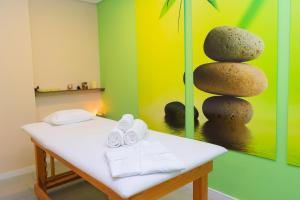 Spa and/or other wellness facilities at Hotel Piren