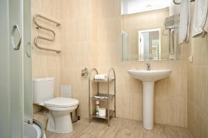 Ванная комната в Денисовский Дворик