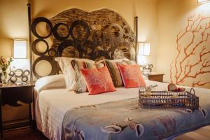 Cama o camas de una habitación en Pleamar