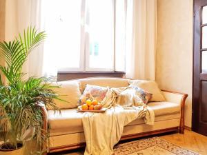 O zonă de relaxare la Vibe Chmielna 16