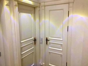 Um banheiro em Deluxe Apartment Azure