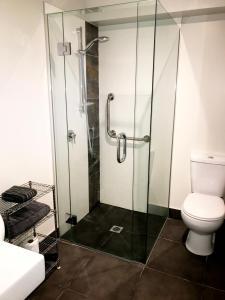 A bathroom at Lavender Hill