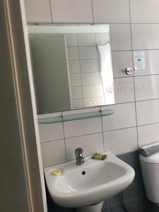 Ένα μπάνιο στο Ξενοδοχείο Κεντρικόν