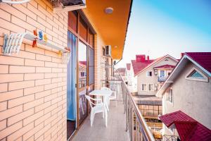 Балкон или терраса в Мини-отель Аида