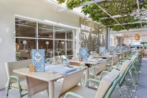 En restaurang eller annat matställe på FERGUS Style Palmanova - Adults Only