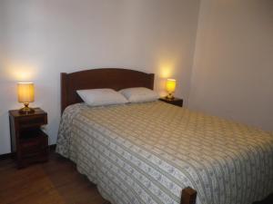 Un ou plusieurs lits dans un hébergement de l'établissement Casa da Bica Gondesende