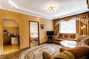 Гостиная зона в Золотой Якорь