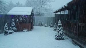 Gostevoy dvor Predgorye зимой