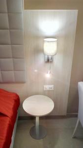 A bathroom at Hotel Bel Soggiorno