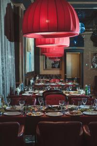 Ресторан / где поесть в Гостиница Буржуй