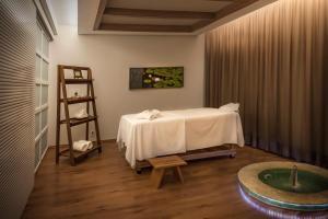 Spa e/ou outras comodidades de bem-estar em Bourbon Atibaia Resort