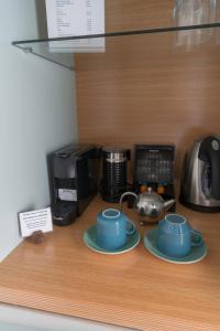 A kitchen or kitchenette at Ohtel Wellington