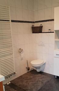 Een badkamer bij Apartment Waldeck Bastion