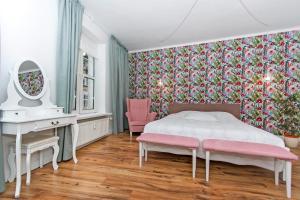 Łóżko lub łóżka w pokoju w obiekcie Quality Apartments-Apartament Prestige - Old Town
