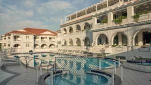 The swimming pool at or near Meandros Boutique & Spa Hotel