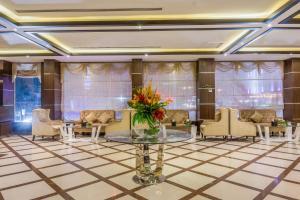 Um restaurante ou outro lugar para comer em Al Muhaidb Jarir - Al Malaz