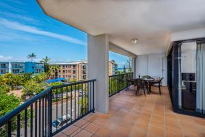 A balcony or terrace at Belaire Place