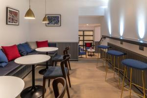 The lounge or bar area at The Resident Covent Garden