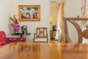 Area soggiorno di Grand Hotel Di Lecce