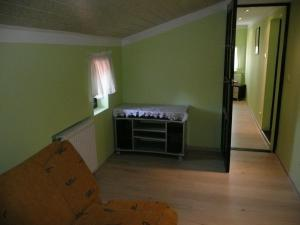 Łóżko lub łóżka w pokoju w obiekcie Apartament u Alexa