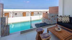 The swimming pool at or close to Abaton Island Resort & Spa