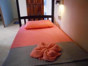 Ein Bett oder Betten in einem Zimmer der Unterkunft Rainbow Lodge Female Dorm