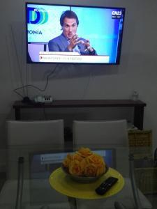 Una televisión o centro de entretenimiento en Dunas I, 3