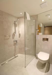 A bathroom at Hamilton SPA & Wellness