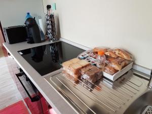 Cucina o angolo cottura di Affittacamere San Vito