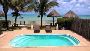 The swimming pool at or near Villa Imperador