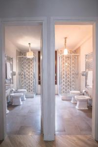 A bathroom at Casa Agostina