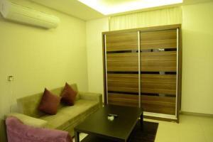 Uma área de estar em Silver City 2 Business Hotel Apartments