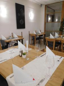 Restaurace v ubytování Wellness Hotel Rezidence Ambra