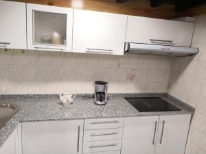 A kitchen or kitchenette at Casa Carlán