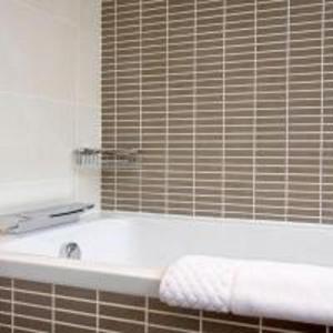 A bathroom at Sanctum On The Green-A Luxury Hotel