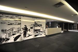 O centro de fitness e/ou as comodidades de fitness de Axis Ofir Beach Resort Hotel