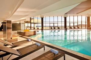 The swimming pool at or close to Hotel Croatia